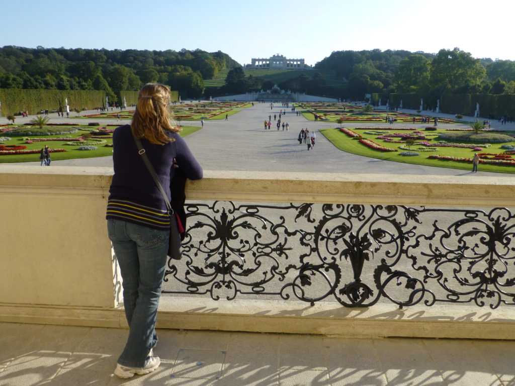 Schonbrunn Palace Travel Adventure