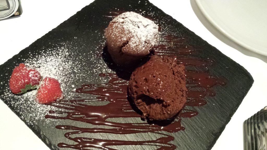 Chocolate Dessert - amazing!