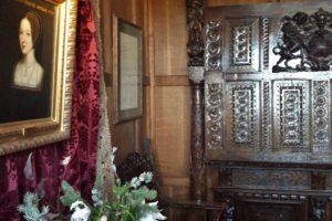 Anne Boleyn's Bedroom