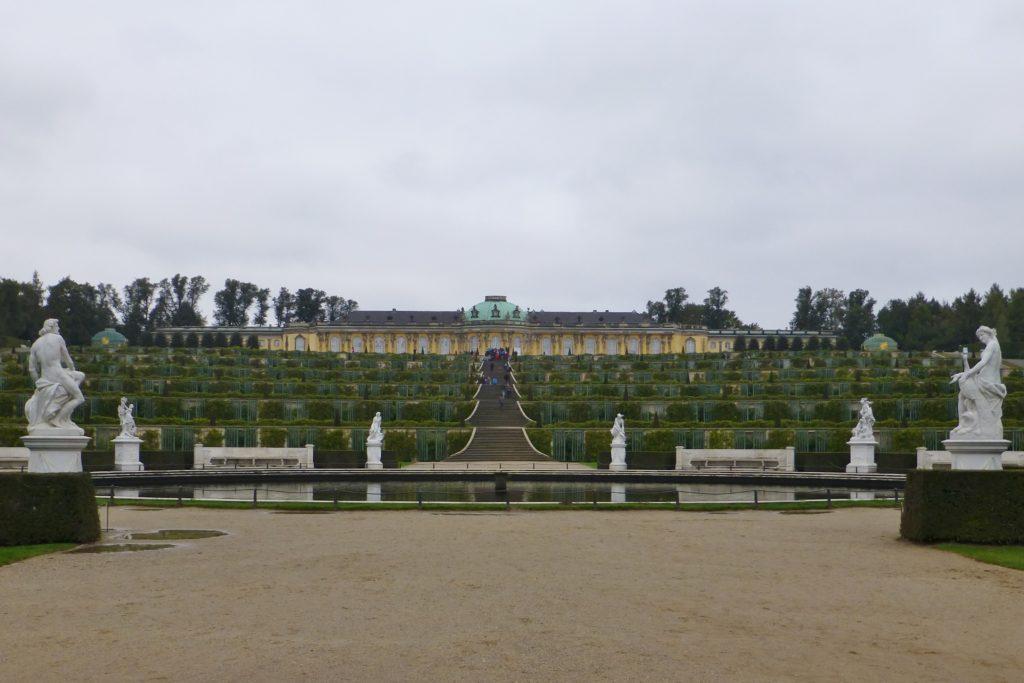 Sanssouci Palace