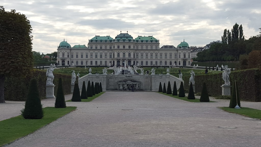View from Lower Palace