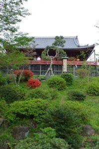Kiyomizu Kannondo Temple
