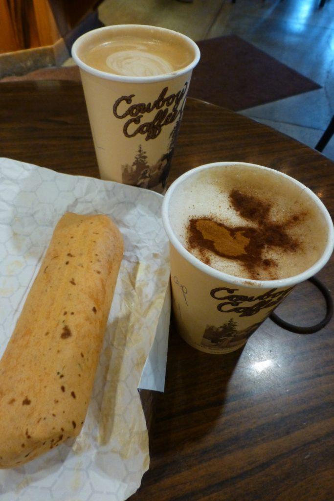 Breakfast at Cowboy Coffee