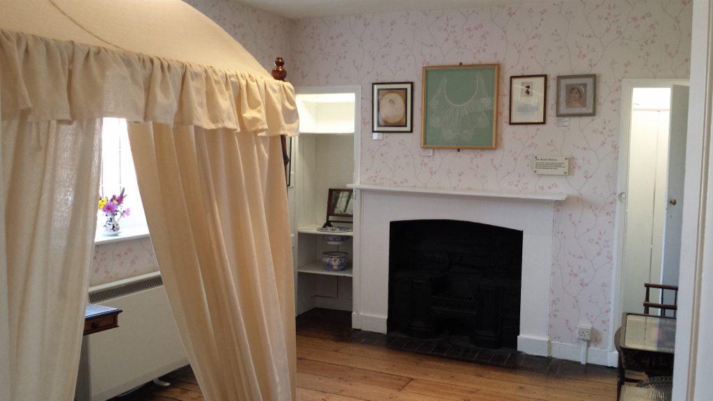 Jane and Cassandra's bedroom
