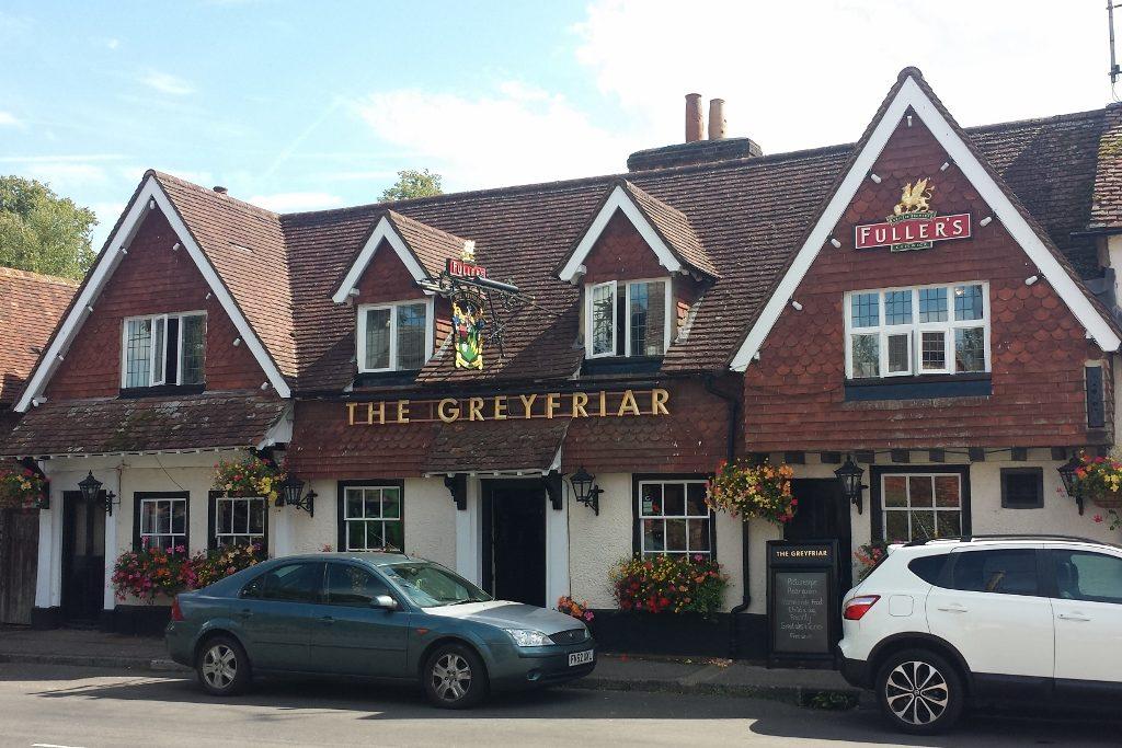 Greyfriar Pub