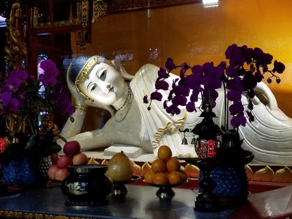 Smaller Jade Buddha